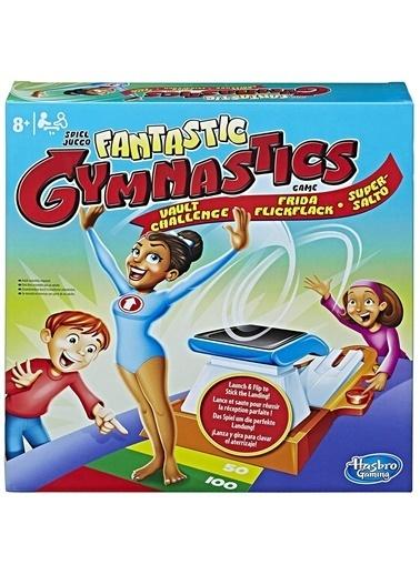 Hasbro Fantastik Jimnastik Atlayış Yarışması  Renkli